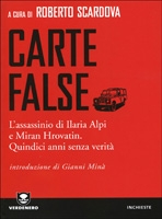 Copertina di  CARTE FALSE
