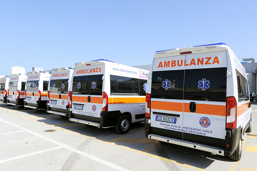 ambulanze c imagoeconomica 1537797